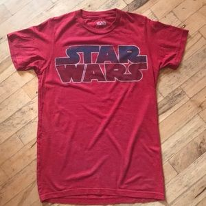 Vintage styled Star Wars t-shirt (Men's size S)